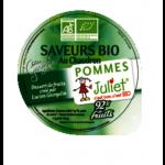 DESSERT POMME - BIO-COUPELLE PLAST 100G