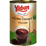 CREME DESSERT AU CHOCOLAT BIO - BTE 5/1